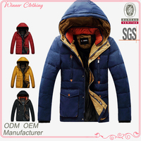 Trendy style hot sell jacket coat winter down coat for men