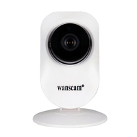 wanscam HW0026 manufacture support 16 preset H.264/MJPEG 10M night vision thermal ip camera