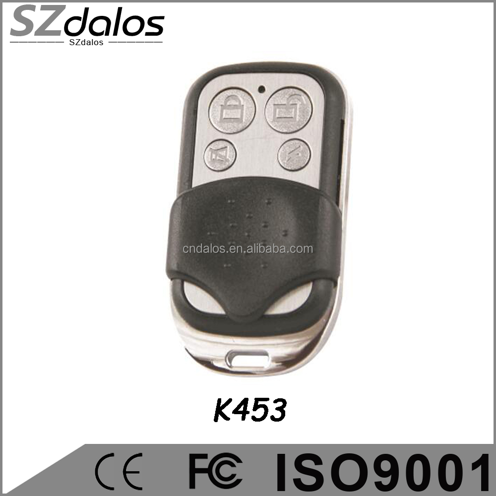 High quality rf transmitter and receiver used for roller shutter doors, sliding gates barrier gates and household