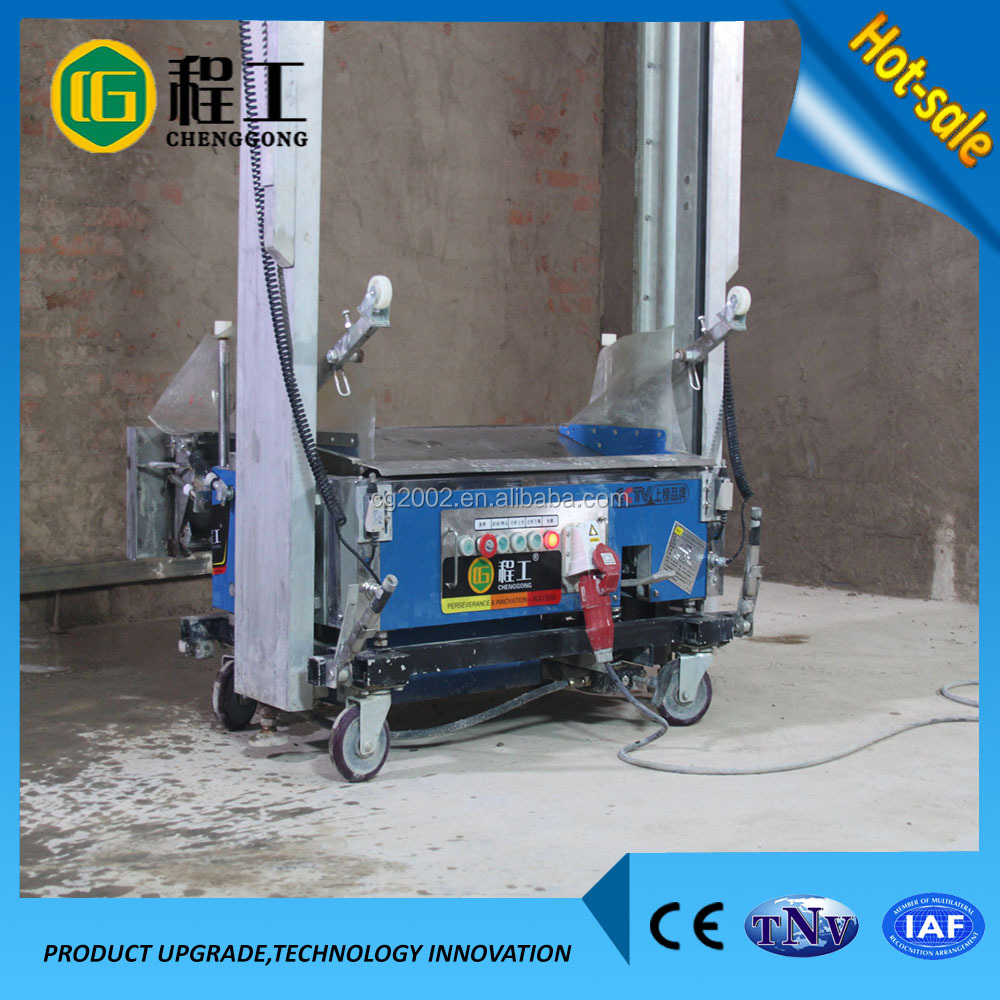 Ready Mix Plastering Mortar Machine For Wall