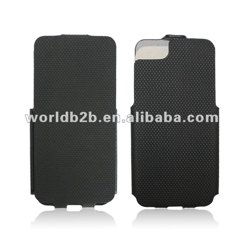Thinner Flip Leather Case Cover for iPhone 5