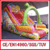 2014 most welcomed! inflatable slip slide,inflatable slippery slide,inflatable slide