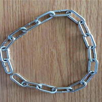 Norwegian standard 13mm link chain