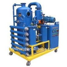 Transformers solid insulation dewatering system and vacuum degassing of transformer oil