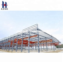 Design auto cad drawing steel structure workshop for sale