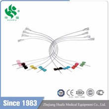 Sterile New Products Professional manufacturer HuaFU butterfly scalp vein sets 30g