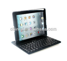 CE,FCC,ROHS 2 in 1 Bluetooth keyboard case for iPad 2/3/4