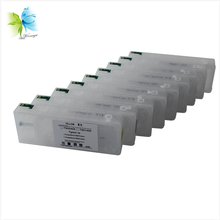 wholesale price T8501-T8509 refill ink printer cartridge with arc chip for Epson surecolor P800 P808 printer