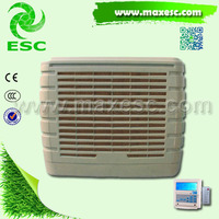 Window air vents evaporative ventilatioin fan 50l energy saving air coolers
