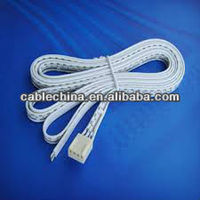 colorful PVC jacket lead wire harness with UL approved