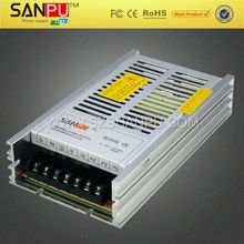 CE&ROHS approved 6.7A 100w 230v ac to 15v dc power supply with single output for led lights