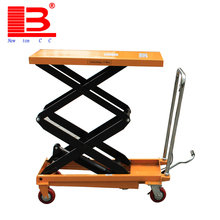 800kg Manufacturer light weight motorcycle lift table for sale