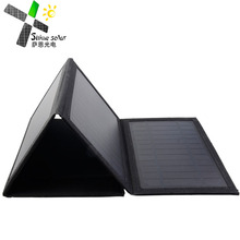 20W Portable Folding Solar Panel / Solar Charger Bag with USB Voltage Controller for Laptops / Mobile Phones
