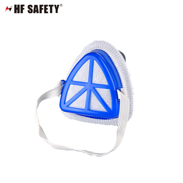 Face shield dust mask adult anti air pollution mask