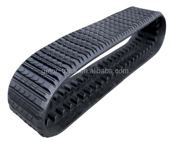 ASV/ATV 4810 Gatortrack Rubber Track for car- Size: 457x101.6x56AV