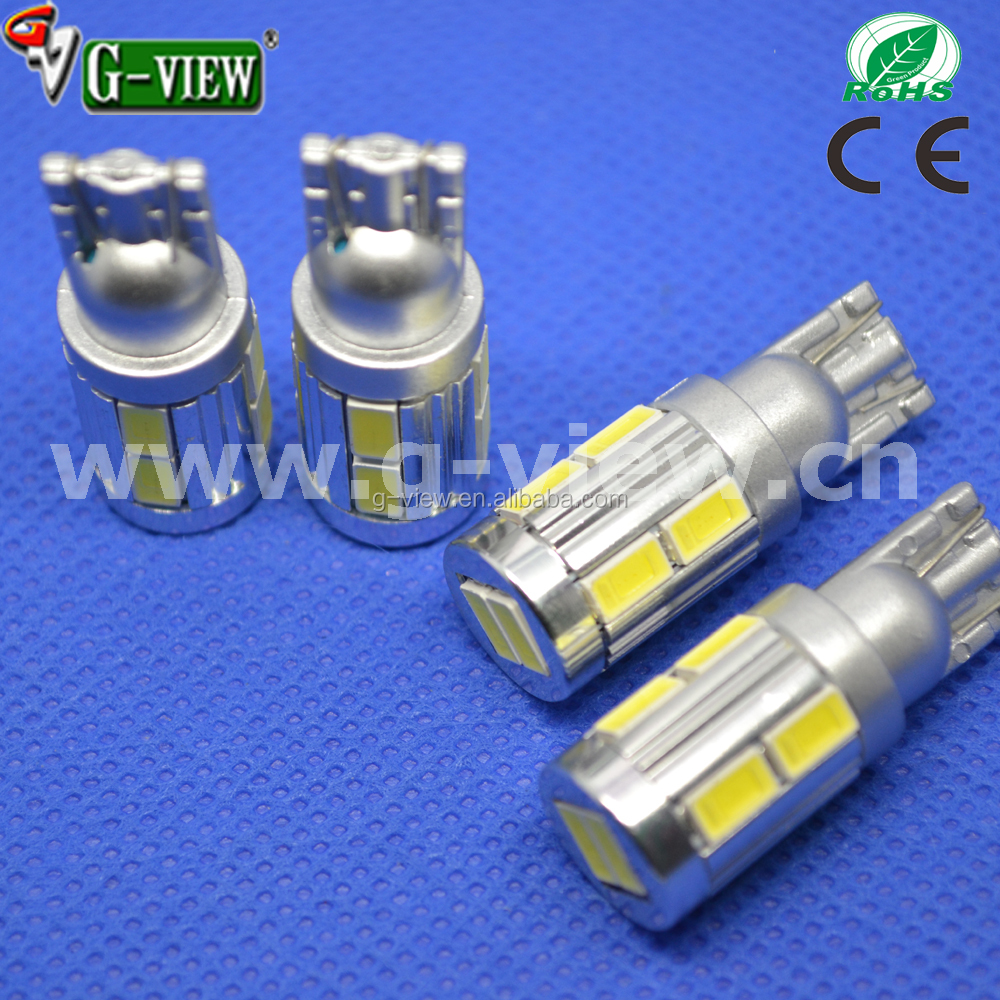 T10/w5w/194/ led car light <strong>10</strong> smd 5630 Led car <strong>bulb</strong> led, Auto led, Car led