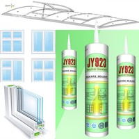 DAYOU Famous brand glazing caulk rtv high-temperature waterproof multipurpose neutral silicone sealant