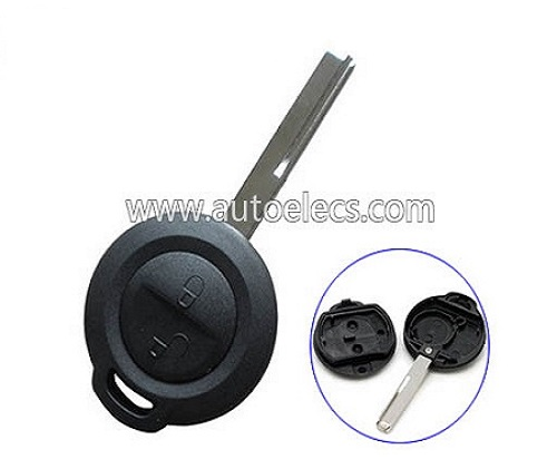 Remote Key Shell For Mitsubishi Colt Spacestar Key Covers 2 Button