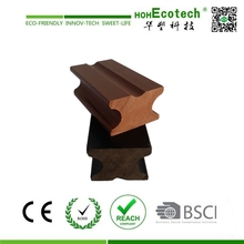 Wood Plastic Composite WPC Decking Joist 40*25mm