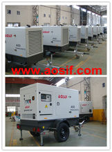 900kw portable generator diesel with P3 4-stroke cummins engine