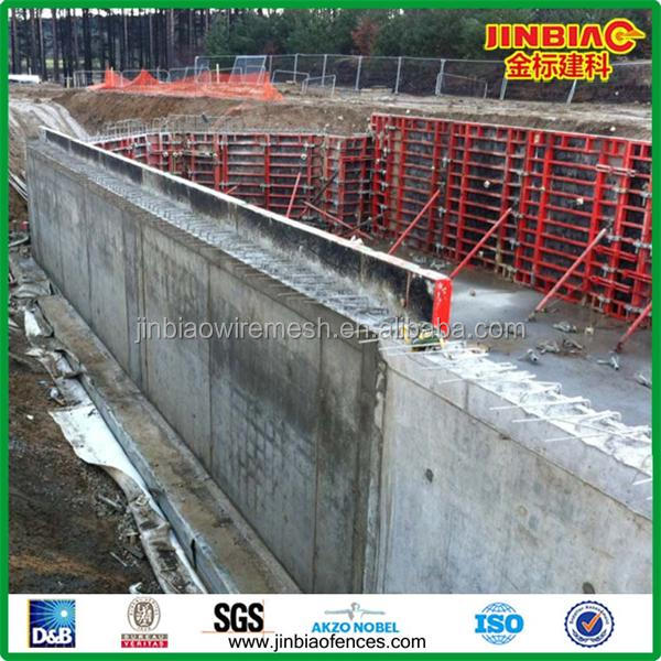 Wall Concrete Formwork with aluminum alloy material