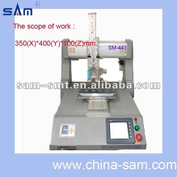 three-axis automatic soldering robot SM-441