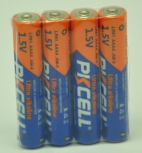 OEM 1.5v aaaa am6 lr61 alkaline battery for alarm clock