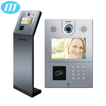 High quality waterproof tcp ip based multi apartment video door phone intercom system
