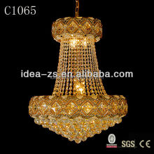 luxury chandelier lamp wholesale price lamp grand hotel lighting shades maria theresa fabric