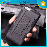 New model Rugged Hybrid Hard Case with Holster Stand for lenovo A7000 k3 note