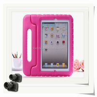 Silicone rubber case for IPad 2/3/4, silicone laptop case, rubber cover