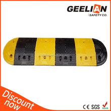900*500*50mm rubber road speed hump road safety rubber hump