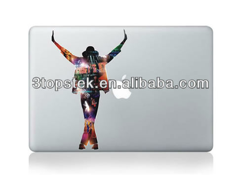 For MacBook decal,Michael Jackson, Sticker for MacBook Pro 13""