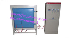 pig iron melting muffle oven furnace / metal melting electric furnace / kiln