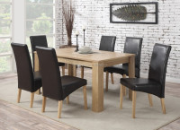 malaysian wood folding dining table sets