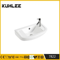 China suppoler bathroom wash basin KL7822-7833
