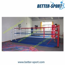 floor mounted boxing ring, easy install boxing ring