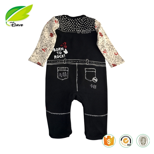 baby clothing sets new design toddler long sleeve clothes and cotton hat sets
