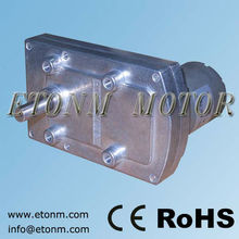 electric gearbox motor used for vibration coin sorting machine