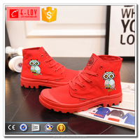 wholesale lace up style outdoor Shoes women