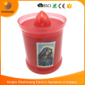 Hot sale led grave light christmas grave decorations memorial grave candle