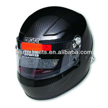 Helmet for F1 racing with SNELL SAH2010 and FIA8858-2010 standard