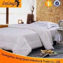 Wholesale Cheap China Factory Snow White Duck Down King Size Hotel Bed Linen Set Comforter Bedding Sets Bedding Prices 2015
