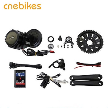 Bafang mid drive motor 48v 1000w bbshd 120mm e-bike kit