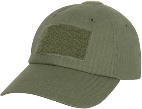Lightweight Operator Cap Adjustable Military Patch Baseball Hat