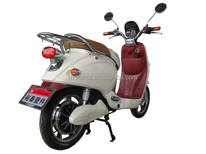 Wholesale China Best Price with 48V 200W Motor Vespa Electric Scooter -- LS1-4