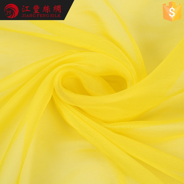 N3 Silk Chiffon Pure Custom Vietnam Silk Fabric Specification