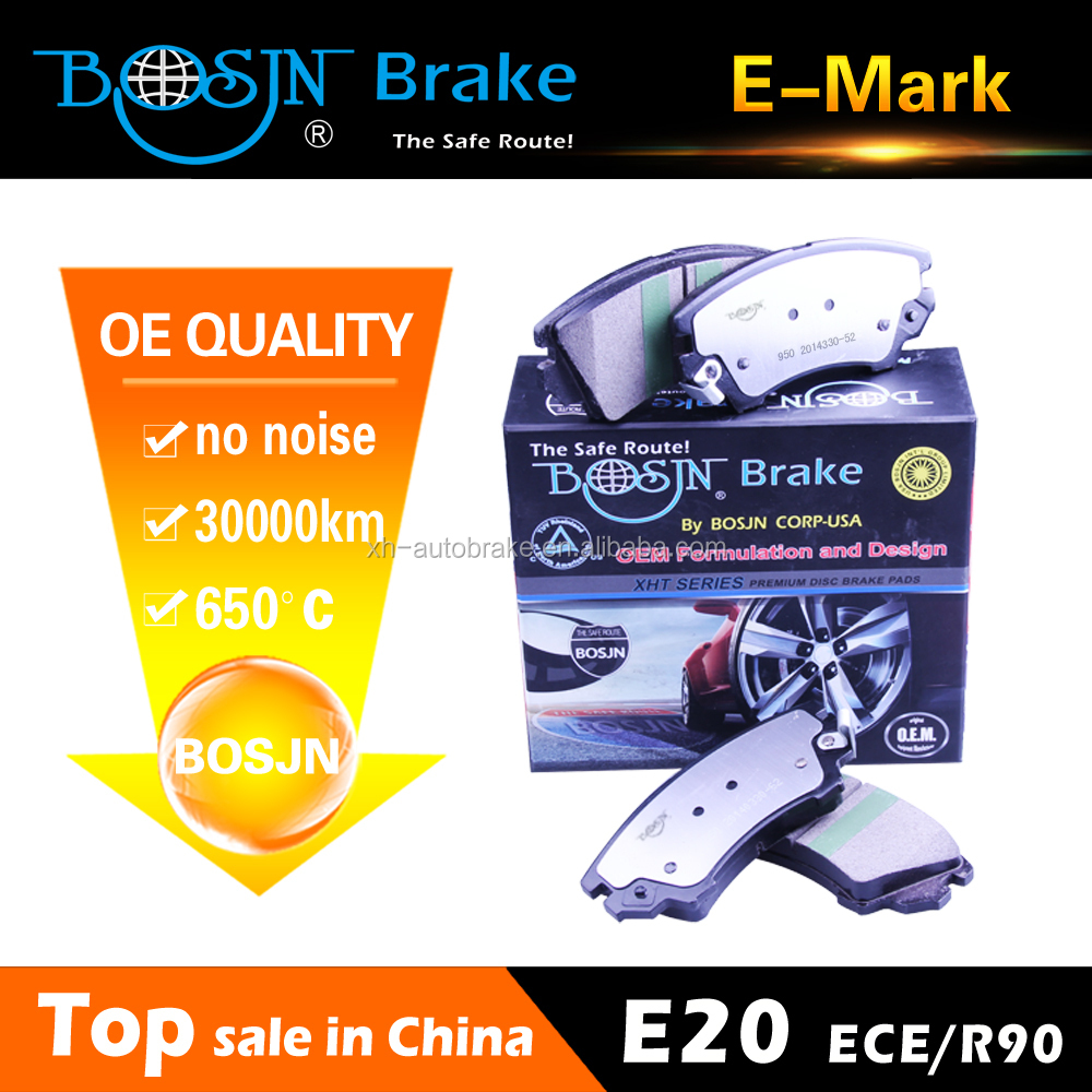 High quality auto brake pads D1169 for BUICK,CHEVROLET,GM,SAAB,OPLE car