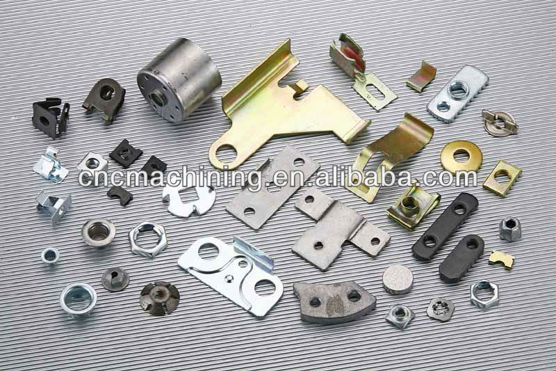 connecting stamping automotive parts