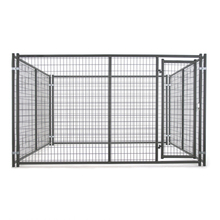 High quality used galvanized dog cages